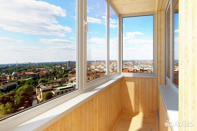 Услуги - балконы, лоджии под ключ в нижегородской области....