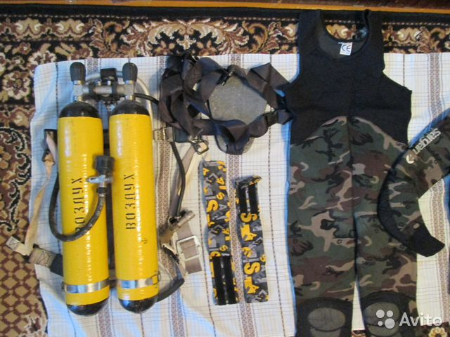 купить костюм для подводной рыбалки в украине