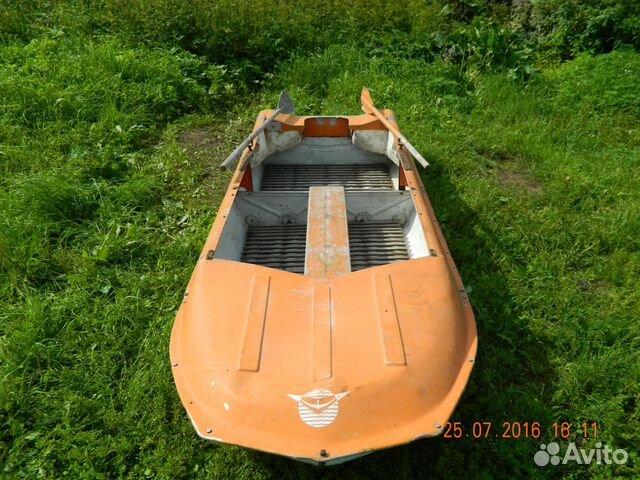 продам лодку романтика крым