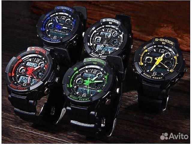 Часы s shock оригинал купить наручные часы в картинках для детей