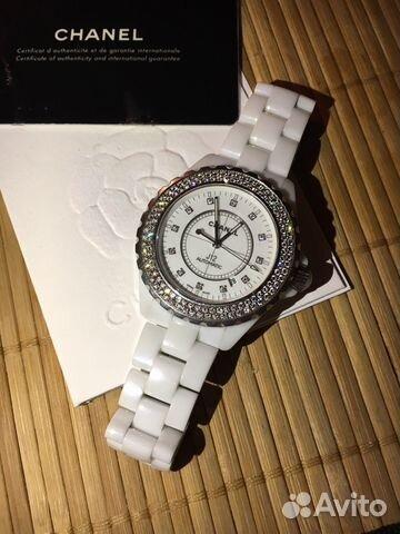 Часы шанель j12 в хабаровске купить