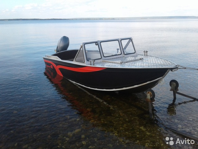 купить моторную лодку на сахалине