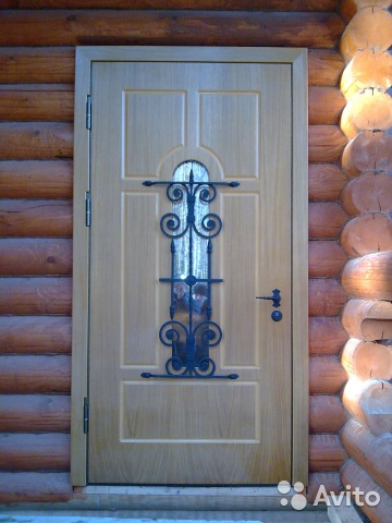 металлические двери в пушкино уличная