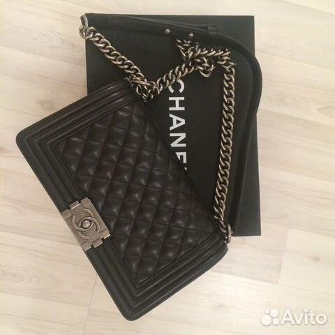 Chanel сумка немного бу   Festima.Ru - Мониторинг объявлений 63c89b2bb18