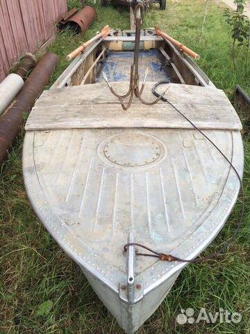 лодки казанка в ухте