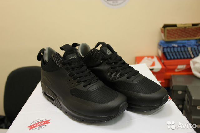 4d83ed6e Кроссовки Nike Air Max 90 Sneakerboot | Festima.Ru - Мониторинг ...