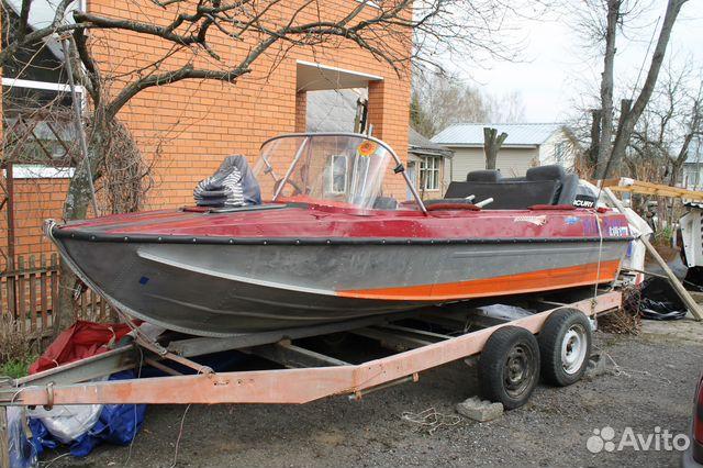 прицепы для лодок казанка 5м4