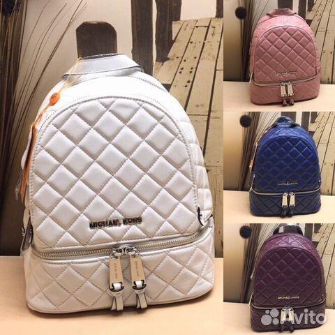 e59af902a3a Красивые рюкзаки Michael Kors | Festima.Ru - Мониторинг объявлений