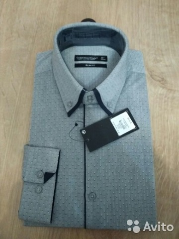 9a742f50d52 Продам стильные мужские рубашки купить в Калининградской области на ...