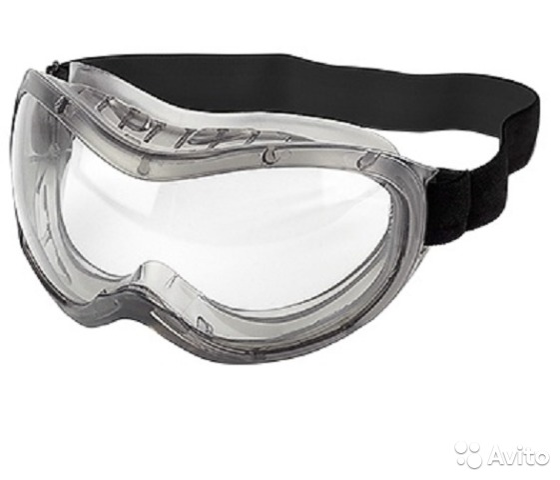 Очки защитные очки Евро панорама купить в Москве на Avito ... 7e2c42a65dcf3