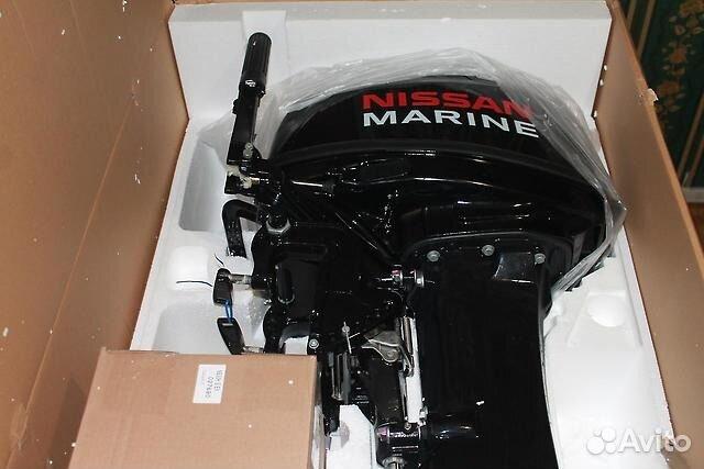 nissan marine ns 9.8 екатеринбург