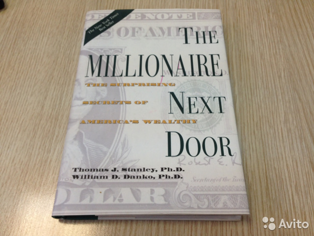 a summary of the millionaire next door by thomas stanley Find great deals on ebay for the millionaire next door and the millionaire next summary recently the millionaire next door thomas j stanley,wm d.