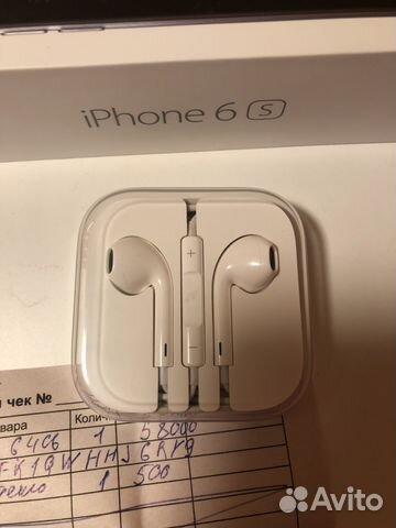 Новые оригинальные Наушники Apple earpods  cca3603aaf4a5