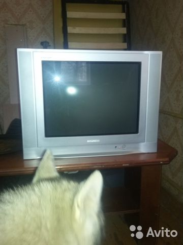 телевизор hyundai h-tv2102pf