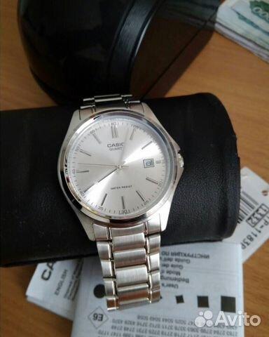 4ee8cb1c Японские Часы Casio MTP-1183 Оригинал | Festima.Ru - Мониторинг ...