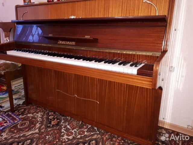 Немецкое пианино Zimmermann купить 2
