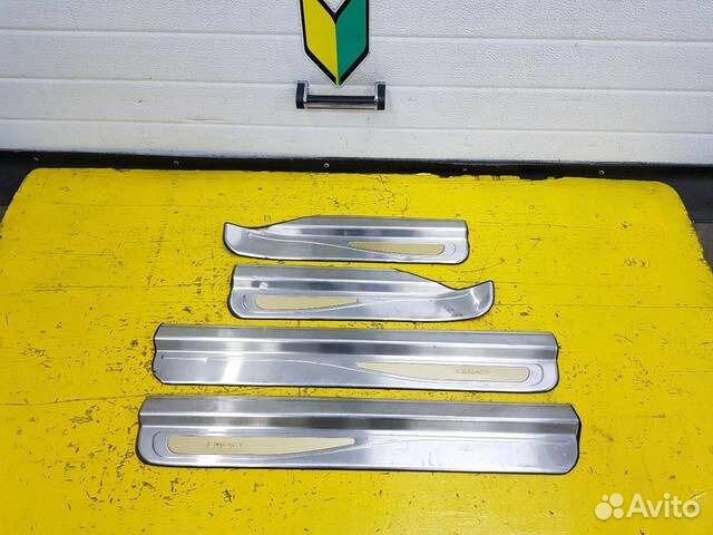 89625003353 Порожки комплект Subaru Legacy, EJ20