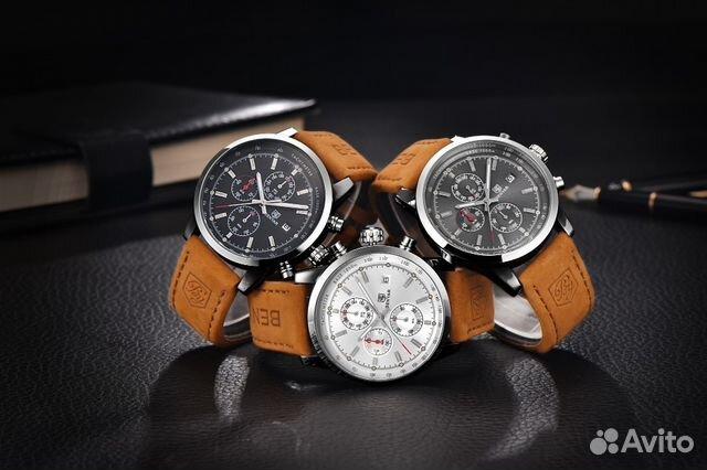 c2389bf9 Мужские наручные часы-хронограф купить в Алтайском крае на Avito ...