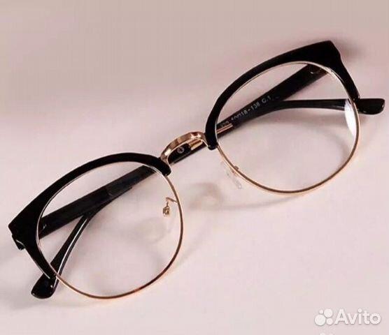 Имиджевые очки купить в Рязанской области на Avito — Объявления на ... 6ebba41ce869c