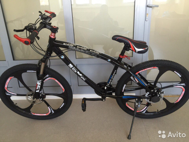 175e4b277d24a Велосипед BMW на литых дисках | Festima.Ru - Мониторинг объявлений