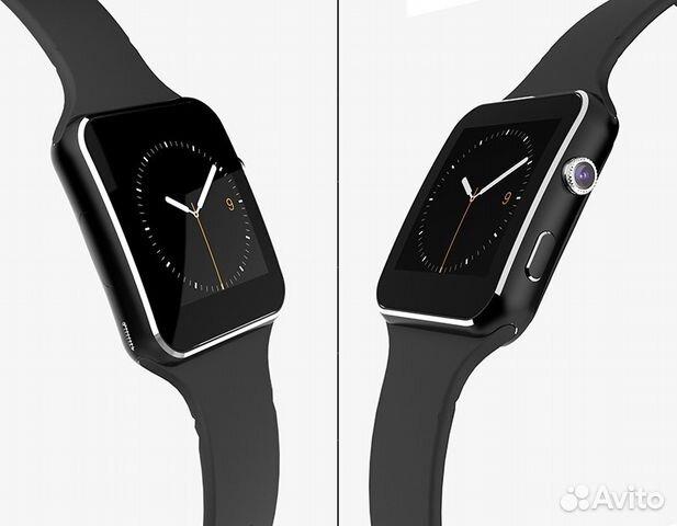 Умные часы Smart Watch X6 Белые 5dfe96848870b