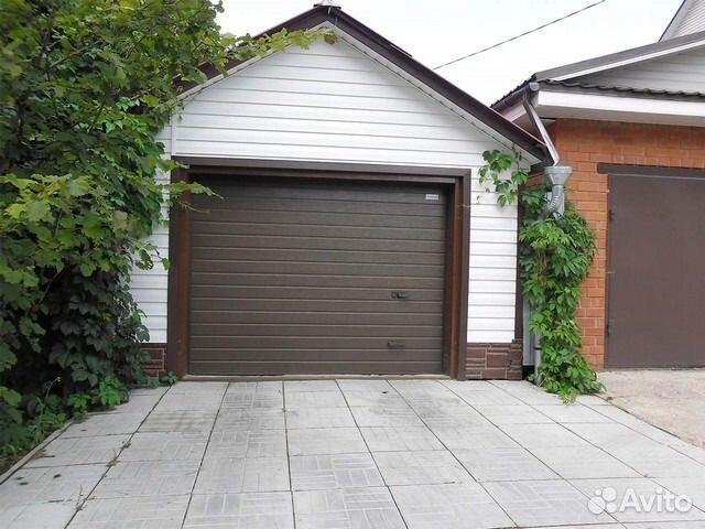 Купить секционные ворота для гаража в иваново купить гараж в шадрихе бердск