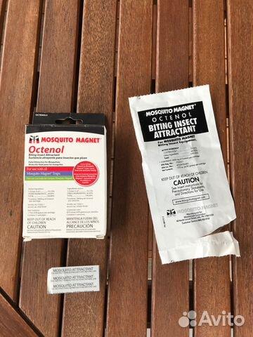 Octenol (приманка для комаров) Mosquito Magnet купить в