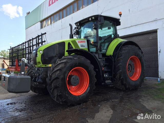 Трактор claas axion 950 89080170003 купить 1