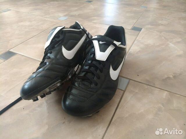 0b0750d2 Футбольные бутсы Nike tiempo купить в Московской области на Avito ...