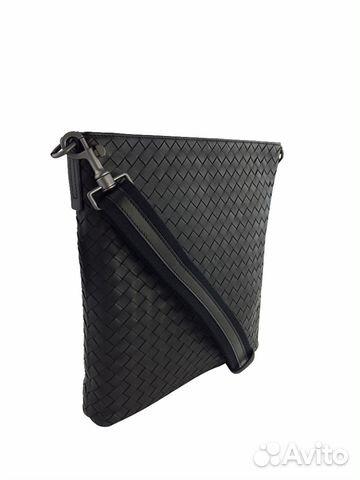 cb23d2cc2452 Мужская сумка планшет Bottega Veneta купить в Москве на Avito ...