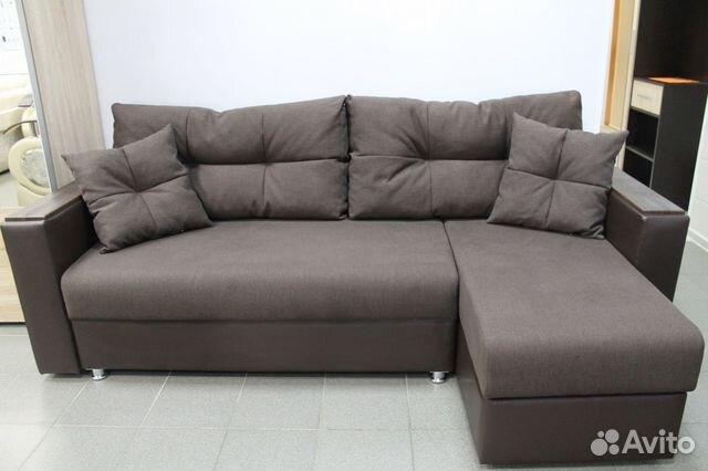 диван угловой фаворит 2 купить в липецкой области на Avito
