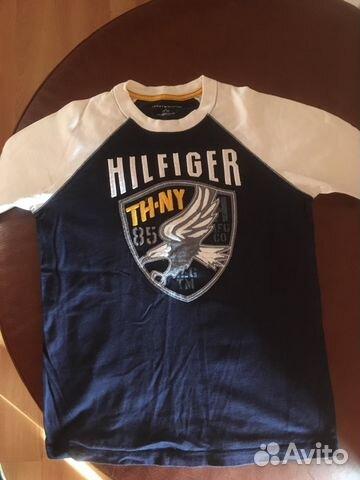 Футболка Tommy Hilfiger 8-10 лет  a899c325ae864