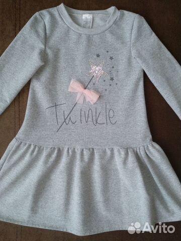c27a70e0e3c Платье на девочку купить в Новосибирской области на Avito ...