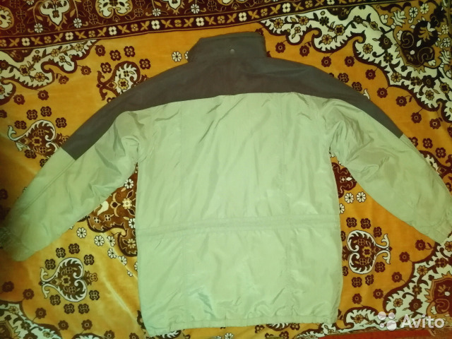 Куртка с капюшеном осень-весна 89225426469 купить 3