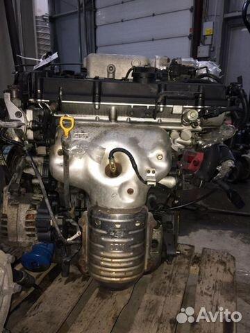 Двигатель G4EC Хендай Акцент 1.5 102 л.с