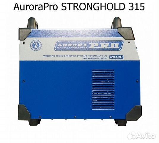 Сварочный инвертор AuroraPro stronghold 315 купить 8
