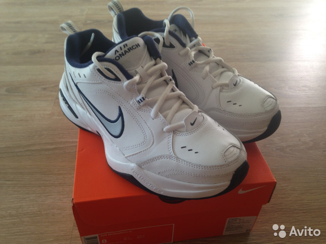 9e1746bd Кроссовки Nike Air Monarch IV | Festima.Ru - Мониторинг объявлений
