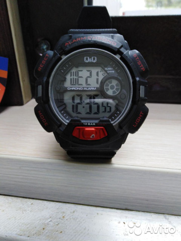 76712fc9 Часы Q&Q 10 Bar | Festima.Ru - Мониторинг объявлений