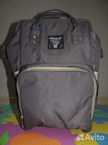 8717cef4ca7c Сумка-рюкзак для мамы и папы Baby mo   Festima.Ru - Мониторинг ...