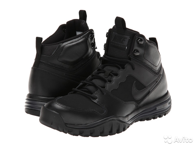 lowest price 70855 d9776 Кроссовки Nike Dual Fusion Hills Mid Leather