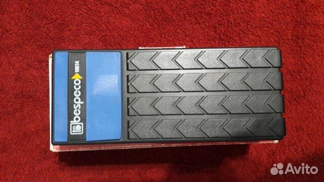 Педаль громкости bespeco VM14
