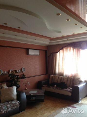 Продается трехкомнатная квартира за 6 000 000 рублей. Краснодар, микрорайон Центральный.