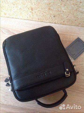 a96601caa089 Мужская сумка из натуральной кожи Dr.Koffer | Festima.Ru ...
