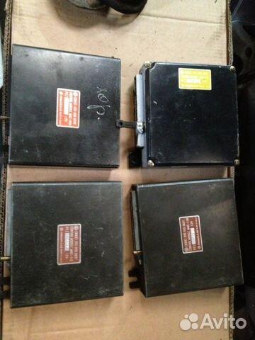 Управление двигателем Ауди 200 447905383C— фотография №1