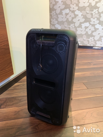 Музыкальный центр Sony GTK-XB7 купить в Санкт-Петербурге на Avito ... 2ccdde7f85f