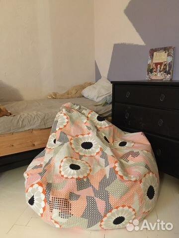 кресло мешок Ikea икея икеа купить в москве на Avito объявления на