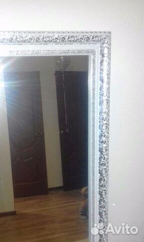 Зеркало Версаль 60х145 в багетной раме серебро 89080410073 купить 3
