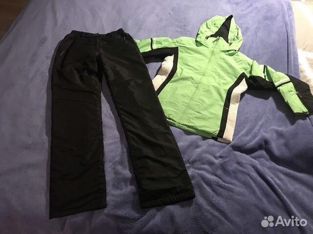 e5de3b4ffffd Лыжный костюм 46   48 купить в Санкт-Петербурге на Avito ...