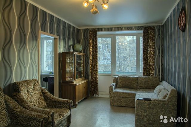 Продается двухкомнатная квартира за 10 000 000 рублей. г Москва, ул Подвойского, д 6.