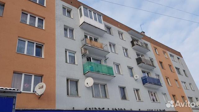 Продается однокомнатная квартира за 1 350 000 рублей. ул Ю.Гагарина, 41-45.